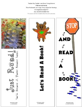 Just Read (Bookmarks)