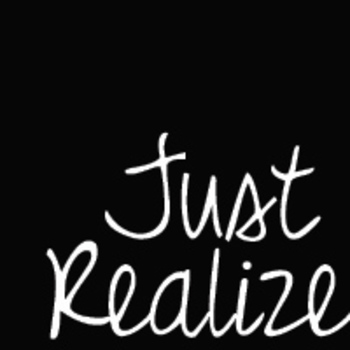 Just Realize Font: Personal Use