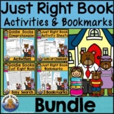 Just Right Book Activity Sheets