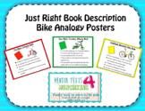 Just Right Book Posters