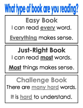 Just-Right Book poster