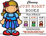 Just Right Books and Using the Goldilocks Rule for Reading Workshop