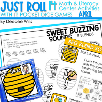 Just Roll With It: April editable