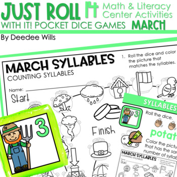 Just Roll With It: March-editable