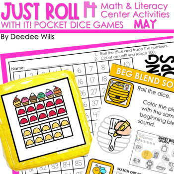 Just Roll With It: May editable