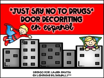 Just Say No to Drugs in Spanish