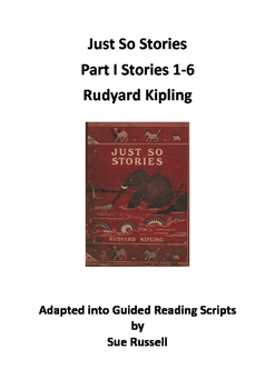 Just So Readers Theater scripts