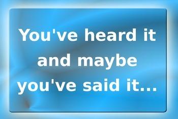 Just Teasing - PowerPoint Slideshow