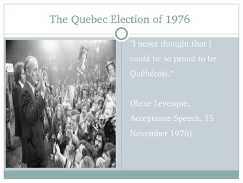 """""""Just Watch Me"""": Trudeau's Handling of the Separatist Challenge, 1968 to 1982"""