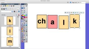 Just Words  Word Building Cards ResourcesPack ActiveInspire
