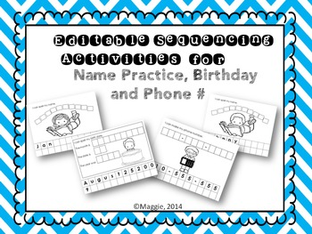 Names-Editable Bundle