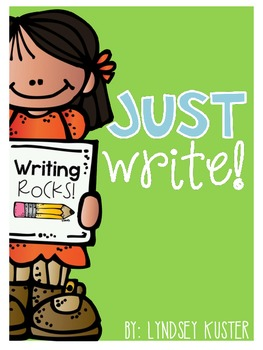 Just Write! {Free Writing Prompts}