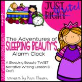 Writing - Narrative - Fairy Tales - Sleeping Beauty's Alarm Clock