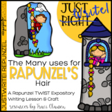 Writing - Expository - Fairy Tales - The Many Uses for Rap