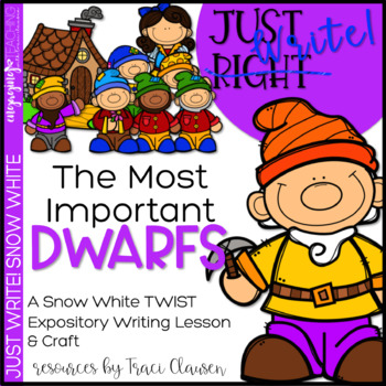 Writing - Opinion - Fairy Tales - The Most Important Dwarfs