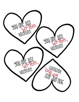 Just Write Valentines