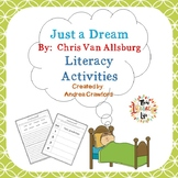 Just a Dream Book Companion:  Comprehension Activities
