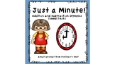Just a Minute! (Addition and Subtraction Timed Tests)