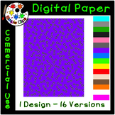 Just a Note Background - Digital Paper / Background {Simple Clips} Music