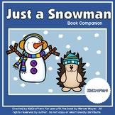 Just a Snowman Story Companion