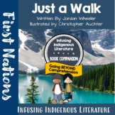 Just a Walk - Supporting First Nations Literature in Prima