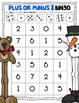 Just add Dice Holiday Math Games! Print and Go!