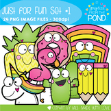 Just for Fun Clipart Set #1