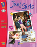 Just for Girls Reading Comprehension Grades 6-8