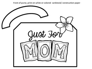 Just for Mom on Mother's Day