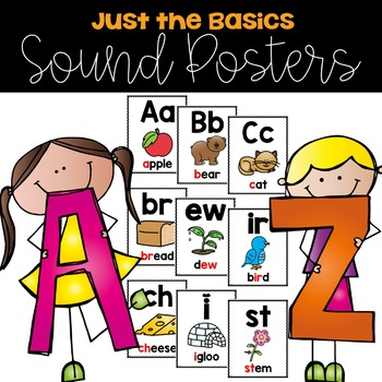 Just the Basics- Sound Posters from A to Z and in Between