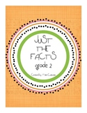 Just the Facts Grade 2