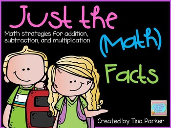 Just the (Math) Facts!