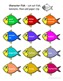 JustMontessori.com Manners & Character Building Fishing Game