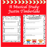 Justin Timberlake - Musical Study