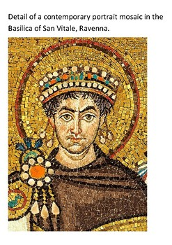 Justinian I Word Search
