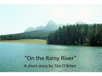"""Juxtaposition in Tim O'Brien's """"On the Rainy River"""" from The Things They Carried"""