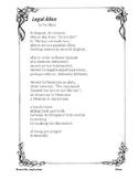 Juxtapositions - Teaching Through Poetry