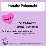 Kōtuitui: Pānui Planning