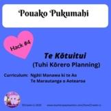 Kōtuitui:Tuhi Kōrero Planning