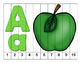 K-1 Counting Puzzles- Counting by 1's, 2's, 5's, and 10's-Alphabet Fun