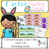 K-1 Easter Counting Center (0-20)