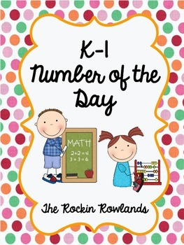 K-1 Edition Number of the Day
