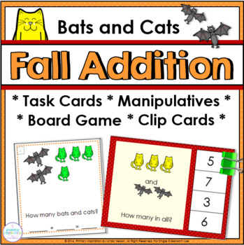 Fall Addition Bats and Cats