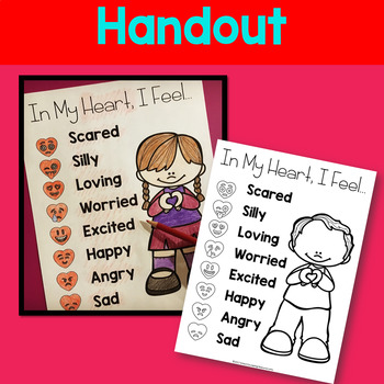 K-1 Feelings / Emotions School Counseling Classroom Lesson