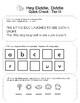 K-1 Foundational Skill Nursery Rhyme Pack