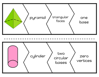 K-1 Geometry Shapes Puzzles