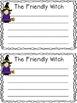 K-1 Halloween Writing and Matching