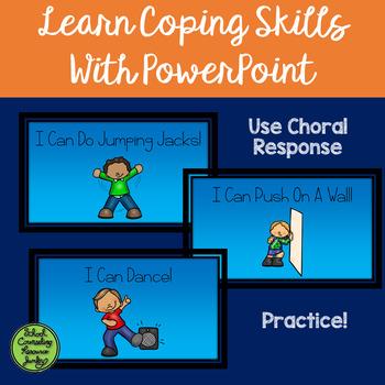 K-1 Healthy Vs. Harmful Coping Skills Classroom Lesson
