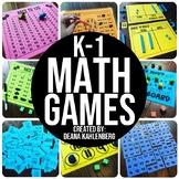 K-1 Math Games