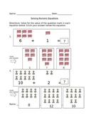 K-1 Math Practice Worksheets